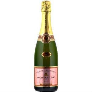 Louis Bouillot – Perle d'Aurore Cremant de Bourgogne Rose Brut NV 75cl Bottle