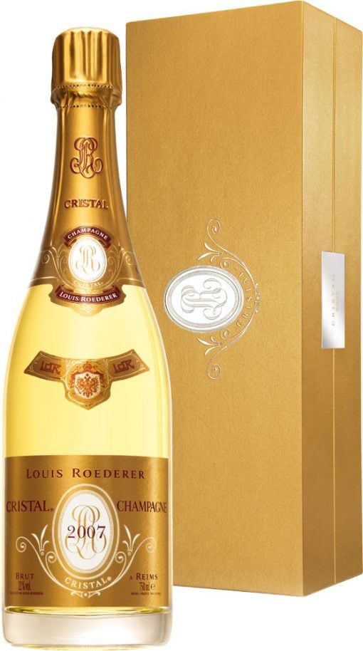 Louis Roederer - Cristal 2007 75cl Bottle