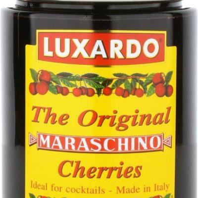 Luxardo - The Original Maraschino Cherries 400g Jar