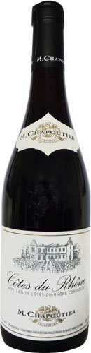 M. Chapoutier - Cotes du Rhone 2013-14 75cl Bottle