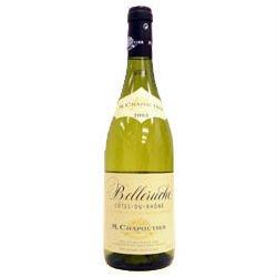 M. Chapoutier - Cotes du Rhone, Belleruche Blanc 2012-14 75cl Bottle
