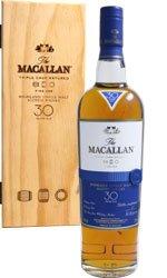 Macallan - 30 Year Old Fine Oak 70cl Bottle