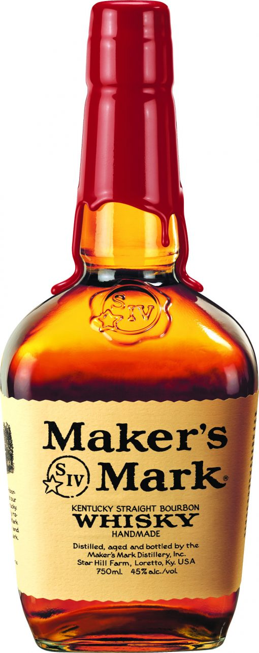 Makers Mark 70cl Bottle