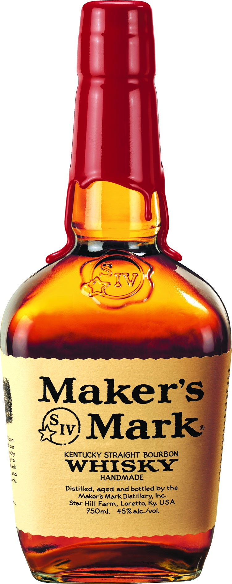 Makers Mark 70cl Bottle
