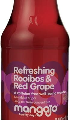 Mangajo - Red Grape and Rooibos 250ml Bottle