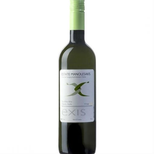 Manolesakis Estate – Exis White 2013 75cl Bottle