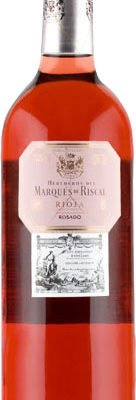 Marques de Riscal - Rioja Rosado 2014 75cl Bottle