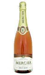 Mercier - Brut Rose NV 75cl Bottle