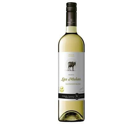 Miguel Torres Las Mulas Organic Sauvignon Blanc