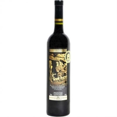 Monemvasia Winery - Monemvasios Red 2006 75cl Bottle