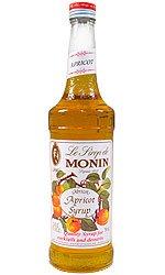 Monin - Apricot 70cl Bottle