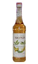 Monin - Banane (Yellow Banana) 70cl Bottle