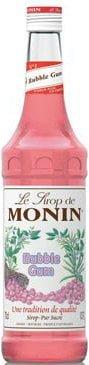 Monin - Bubble Gum 70cl Bottle