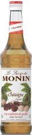 Monin - Chestnut 70cl Bottle