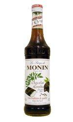 Monin - Chocolate Menthe (Chocolate Mint) 70cl Bottle