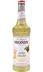 Monin - White Chocolate  70cl Bottle