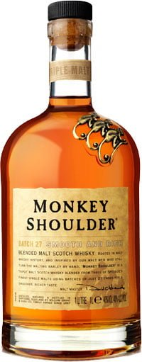 Monkey Shoulder 70cl Bottle