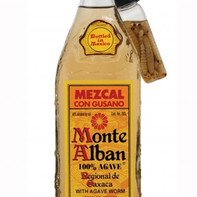 Monte Alban - Mezcal 70cl Bottle