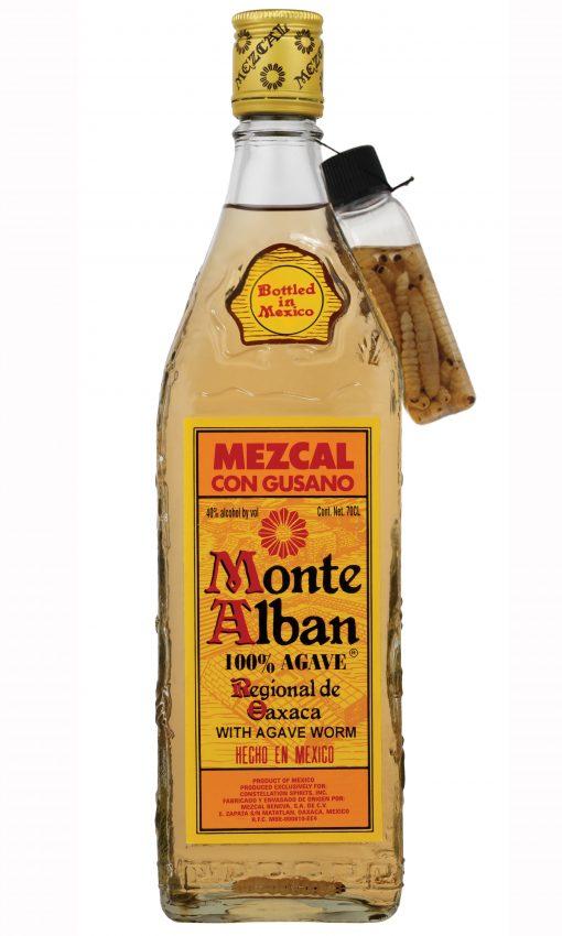 Monte Alban - Mezcal 70cl Bottle