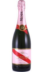 Mumm - Brut Rose 75cl Bottle
