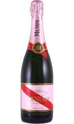 Mumm - Brut Rose 75cl Bottle