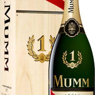 Mumm - Cordon Rouge Formula One Jeroboam Jeroboam 3lt