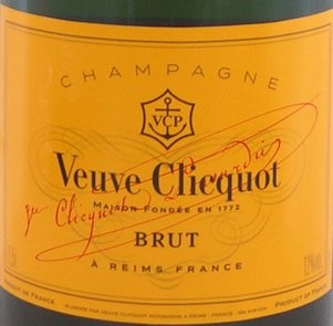 NV Veuve Clicquot Yellow Label Brut Champagne Jeroboam (3L)