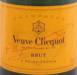 NV Veuve Clicquot Yellow Label Brut Champagne Methuselah (6L)