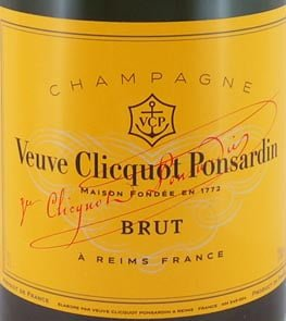 NV Veuve Clicquot Yellow Label Brut Champagne Salmanazar (9L)