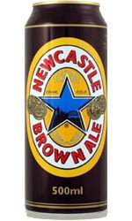 Newcastle Brown Ale 24x 500ml Cans