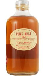 Nikka - Pure Malt Red Label 50cl Bottle