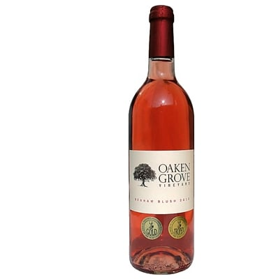 Oaken Grove Vineyard Benham Blush