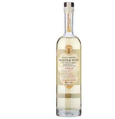 Ocho Tequila Single Barrel Cask Strength