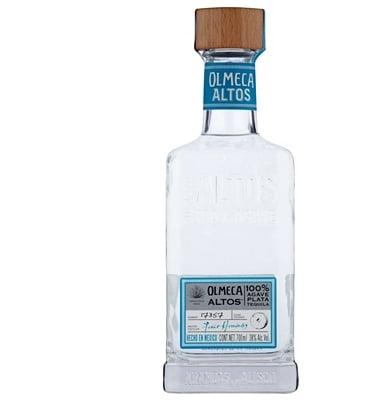 Olmeca Plata Tequila