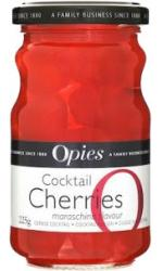 Opies - Cocktail Cherries Without Stems 225g Jar