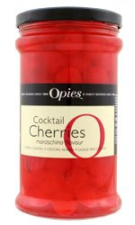 Opies - Cocktail Cherries Without Stems 950g Jar