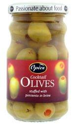 Opies - Cocktail Olives 227g Jar