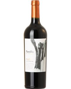 Parrilla Malbec Single Bottle Wine Gift
