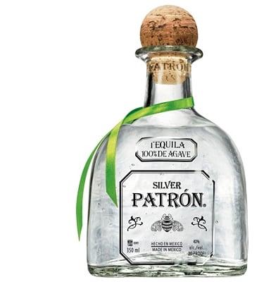 Patrón Silver Tequila 350ml