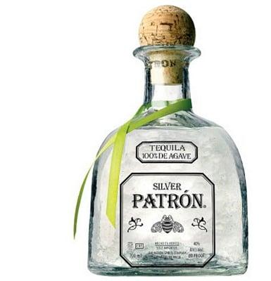 Patrón Silver Tequila 70cl