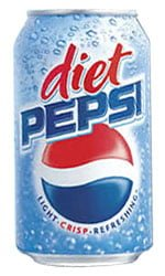 Pepsi - Diet 24x 330ml Cans