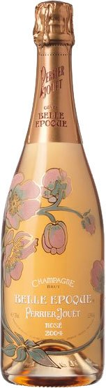 Perrier Jouet - Belle Epoque Rose 2004 75cl Bottle