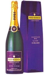 Piper Heidsieck - Sublime Cuvee Demi Sec 75cl Bottle