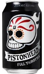 Pistonhead - Kustom Lager 6 Pack 6x 330ml Cans