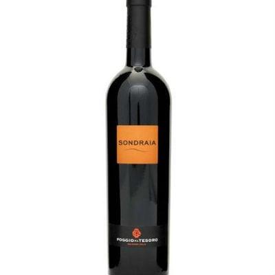 Poggio al Tesoro – Sondraia Bolgheri Superiore DOC 2010 75cl Bottle