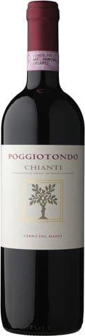 Poggiotondo - Cerro del Masso Chianti 2013 6x 75cl Bottles