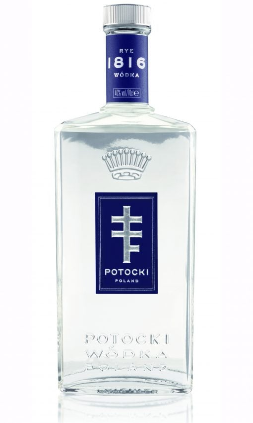 Potocki - Polish Rye 70cl Bottle