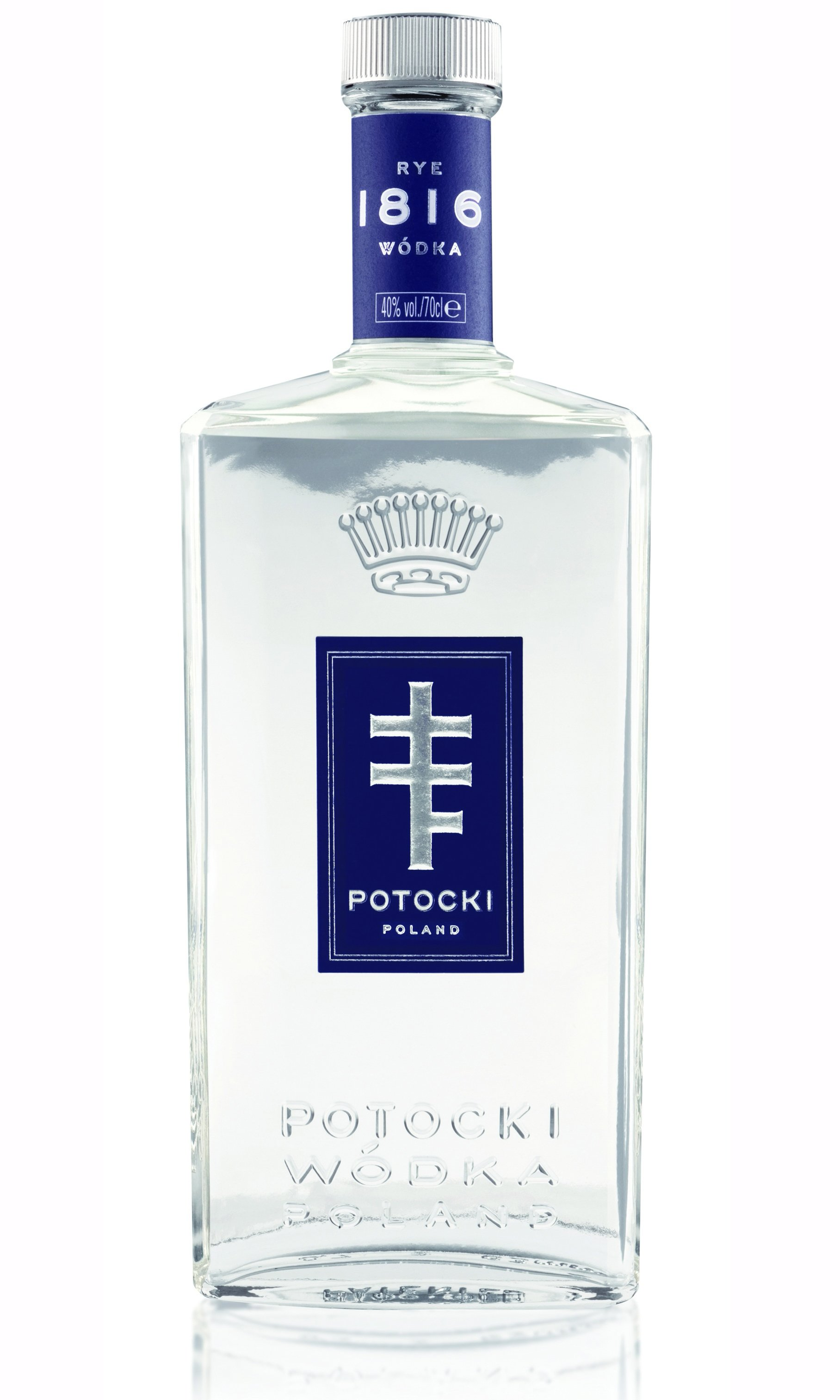 Potocki - Polish Rye 70cl Bottle