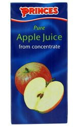 Princes - Apple Juice 1 Litre Carton
