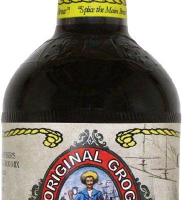 Pussers - Original Grog 1 Litre Bottle